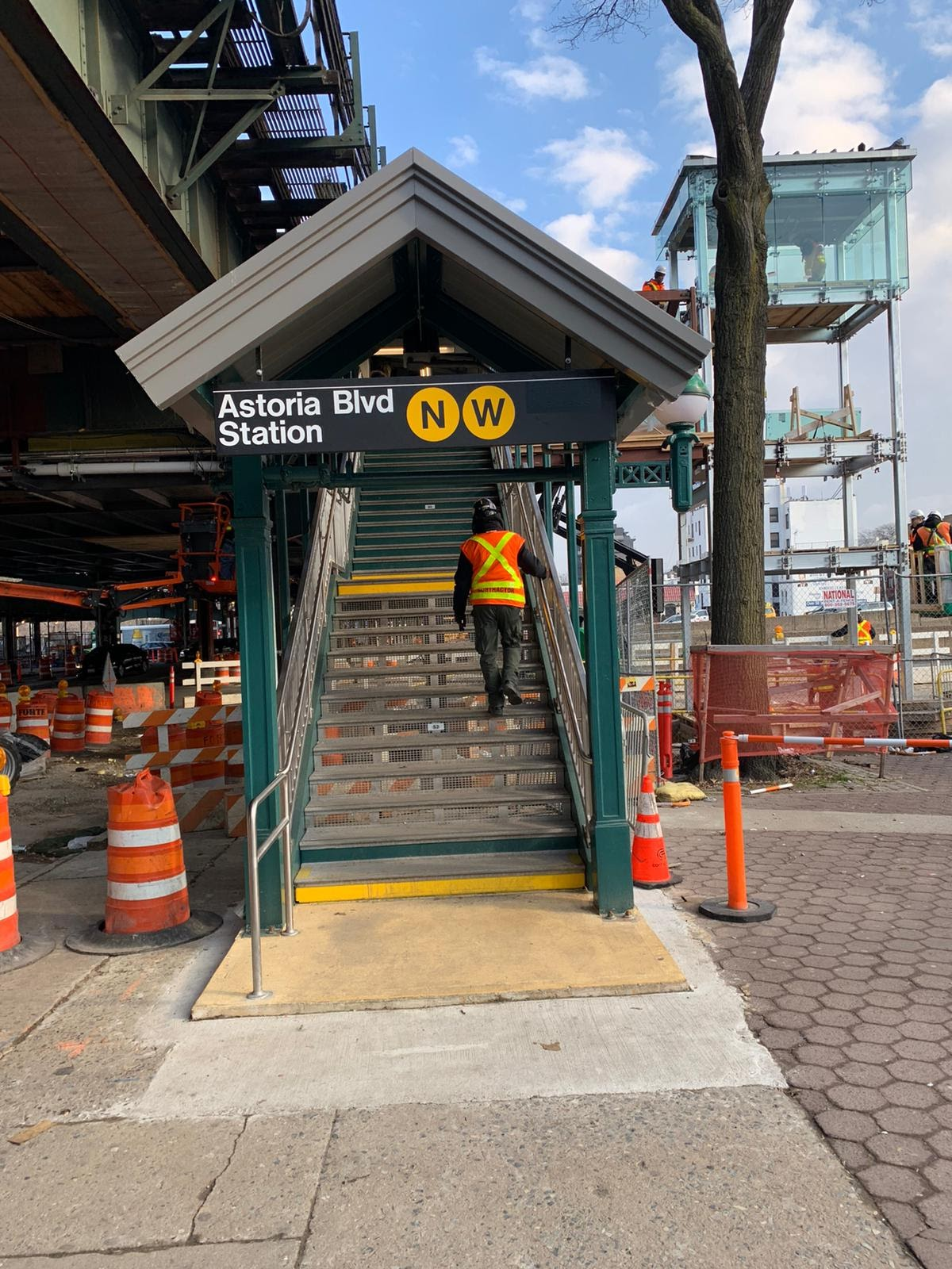 Astoria Blvd Station